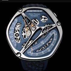 Dietrich Watch Perception Blue