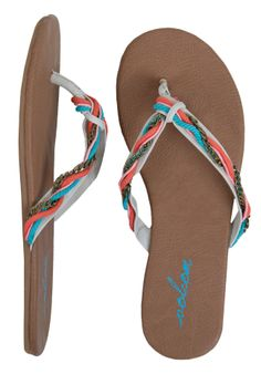 Volcom Beach Party Creedler Sandal