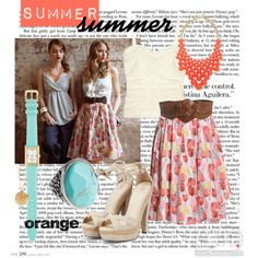 """""""summer"""" by sasskia on Polyvore"""