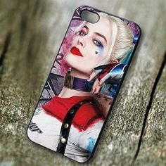 Harley Quinn Joker's Love Suicide Squad for Iphone 6 and Iphone 6s Case. PRICE WON'T LIE, Our case price is representing the quality, don't compare our case with another low quality case that have a very cheap price.We have the BEST QUALITY HANDMADE CASES with clear image print in affordable price.Easy access to all ports, control sensors easily, and very comfortable to carry. Available Materials are PLASTIC and RUBBER ... Available Colors are BLACK and WHITE. Made and Ship from…