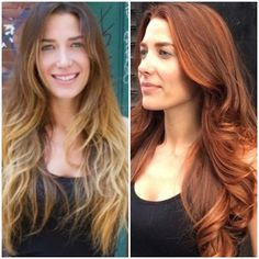 HOW-TO: From Ombre to Power Copper | Modern Salon