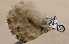 Piloto francês é a 3ª morte no Dakar - Esportes - Gazeta do Povo
