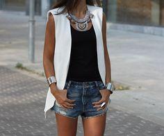 White Vest ♥