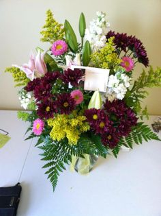 mothers day arrangement