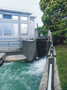 our hydroelectric plant in Gorizia    www.gabelgroup.com