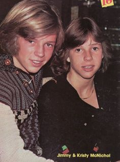 """all the girls wanted to be """"cool"""" like Kristy McNichol"""