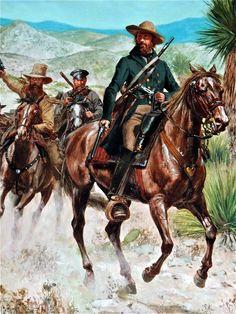 Hays Regiment, Texas Mounted Volunteers - Mexican War    Fueron sanguinarios con los mexicanos, mujeres y niños