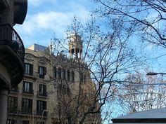 La Casa Lleó Morera vuelve a abrir sus puertas al público el Lunes 20 de Enero tras un periodo de restauración. Las visitas a la Casa Lleó Morera deben reservarse con antelación a través de Internet. Las visitas se harán en castellano, inglés y catalán #Barcelona #Turismo #Modernismo