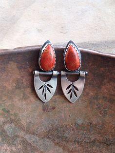 Julianne Van Buskirk Sterling silver, coral
