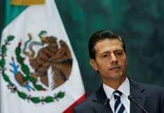 Mexico president Enrique Peña Nieto plagiarized thesis for law degree: report Group of academics say of Peña Nieto's paper was material lifted from other works, including 20 paragraphs copied word-for-word from a book Vicente Fox, Trump Tweets, Mexicans, Presidential Candidates, Mexico City, Ny Times, Scandal, Donald Trump, Senior Boys