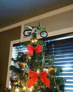 Perfect Christmas topper!!