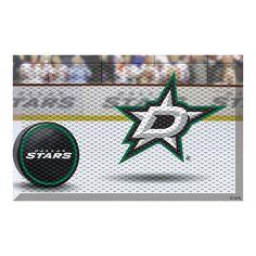 Dallas Stars NHL Scraper Doormat (19x30)