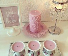 #pink #shabbychic #cute #interiordecor