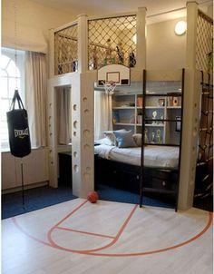 Πρωτότυπο Παιδικό Δωμάτιο