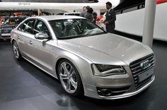 2013 Audi S8. Fastest, most luxurious, Uber 4 door saloon!