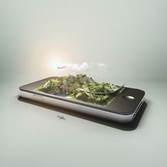 SmartPhone 3.0 by The Image Foundation, via Behance