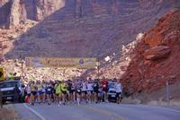 Canyonlands Half Marathon, March 12, 2016 in Moab :)
