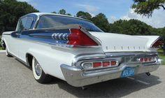 Restored 1959 Mercury Montclair