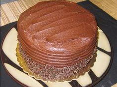 ▶ How to Make a Chocolate Fudge Cake - YouTube