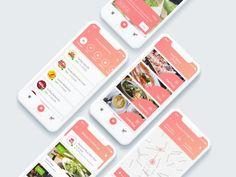 Food Deliver App - UI/UX Design