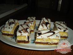 Zsuzsi szelet Naan, Tiramisu, Waffles, Cheesecake, Sweets, Cookies, Breakfast, Ethnic Recipes, Food