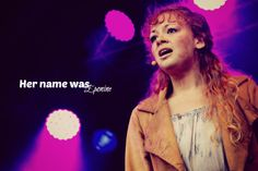 The Lovely Carrie Hope Fletcher as Eponine.