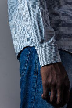 Metrópole - Santo Hype - Camisa Masculina Estampada