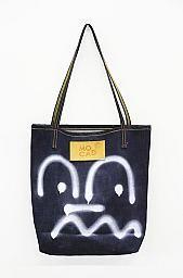 MOCAD Detroit Denim Tote Bag by Nick Jaskey, $50