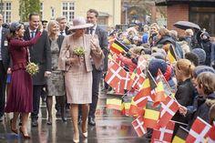 Fotogalería: Brindis de 'glamour' en la Corte Real de Dinamarca
