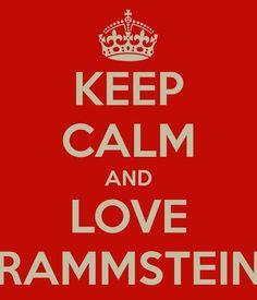 Rammstein - My favorite band!