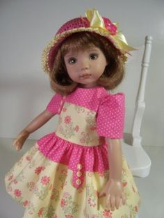 Fabulous-Spring-Made-for-13-Effner-Little-Darling-by-Treasured-Doll-Designs