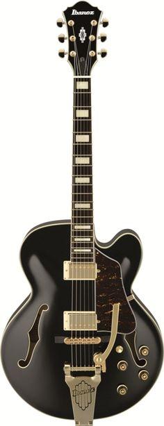 Ibanez AF75TDGBK Guitar