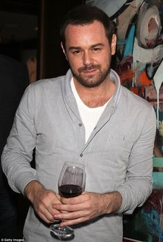 New cast: Danny Dyer is one of a number of actors who producer Dominic Treadwell-Collins hopes will breathe new life into the soap
