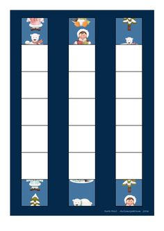 Board for the eskimo domino game. Find the belonging tiles on Autismespektrum on Pinterest.