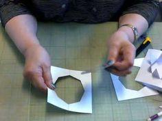 Uitleg open ster mal van Marianne Design - YouTube
