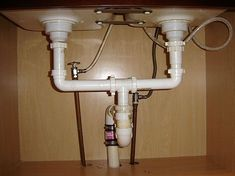 How To Install Kitchen Sink Plumbing   Http://highlifestyle.net/wp. Under  Sink PlumbingPlumbing PipeUnder ... Amazing Design