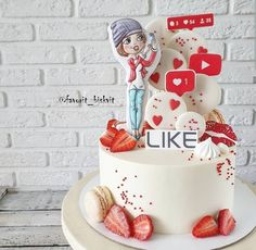 Cupcake Cakes, Cupcakes, Drip Cakes, Creative Cakes, Confectionery, Themed Cakes, Fondant, Wedding Cakes, Projects To Try