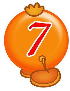 Preschool Number Worksheets, Numbers Preschool, Math Numbers, Preschool Classroom, Letters And Numbers, Classroom Decor, Printable Numbers, Chenille, Math Class