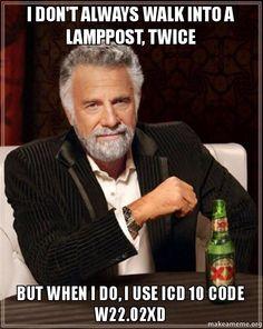 ICD10 memes