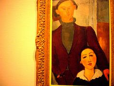 Modigliani.JPG  for more Amedeo Modigliani oil paintings please visit http://www.painting-in-oil.com/artworks-Modigliani-Amedeo.html