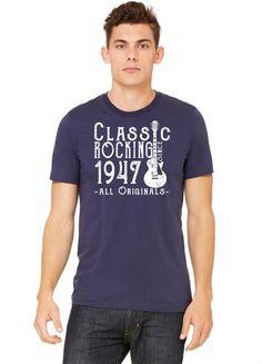 rocking since 1947 copy Tshirt
