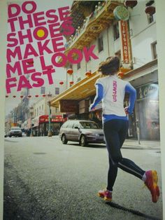 Saw this poster in the Texas Running Co store this morning :)