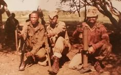 203 Bn Scouts, Soldiers, South Africa, Sad, Army, African, Military, Fire, History