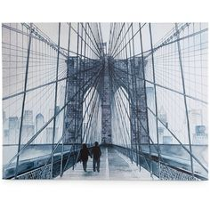 Graham & Brown Canvas Dreaming In Watercolor, Nyc Wall Art (3,590 PHP) ❤ liked on Polyvore featuring home, home decor, wall art, backgrounds, no color, graham & brown, geometric wall art, new york city home decor, black & white wall art and watercolor wall art