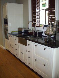 Chalon, Harrogate. Simply Collection Slate, Color Schemes, Furniture Design, Kitchen Cabinets, Showroom, Inspiration, Collection, Home Decor, R Color Palette