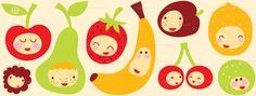 Funny fruit by Bora