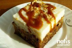 İncirli Muhallebi Tatlısı – Nefis Yemek Tarifleri – Kolay yemekler – The Most Practical and Easy Recipes Coffee Cake, Lasagna, Cheesecake, Deserts, Food And Drink, Cupcakes, Ethnic Recipes, Pizza, Google