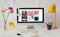 Photography Business Marketing Website New Ideas Portfolio Website Design, Blog Design, Web Design, Graphic Design, Photography Marketing, Photography Business, Photography Branding, Photography Website Design, Food Photography