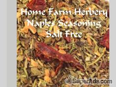 Naples Seasoning Salt FREE, Order now, FREE shipping in Indianapolis IN - Free Indianapolis SuperAds