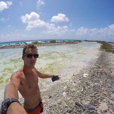 Thanks for the good times #Bonaire! Time to head back to my own little rock.  #KiteManera #Kitesurf #kiteboarding #Travel #OzoneKites #Tonalife
